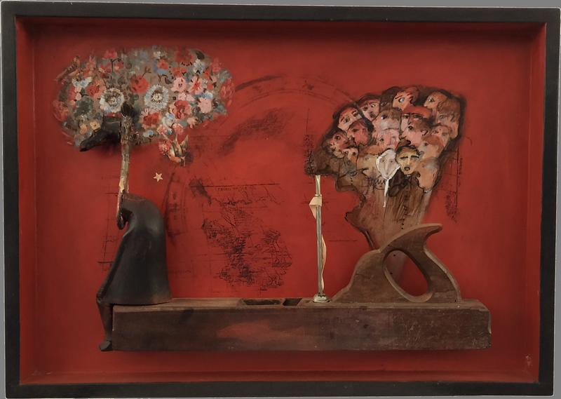 Obra de Hilda Zagaglia